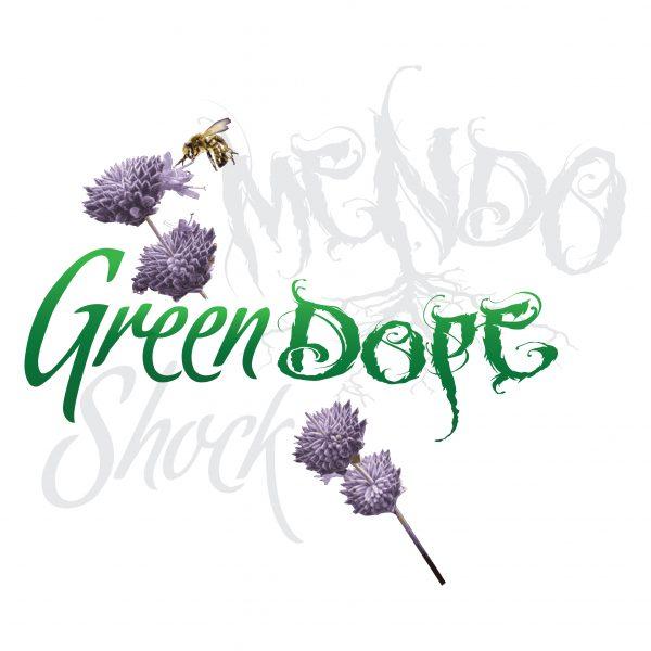 Mendo Dopw Green Shock