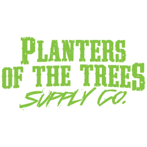 Planter of the Trees Supply Co Green Logo